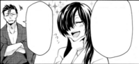 Ayase remembering her mother's teaching