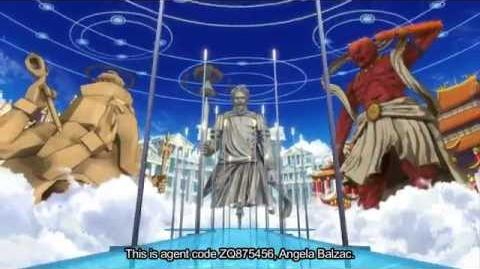 """RAKUEN TSUIHO -Expelled from Paradise-"" Trailer"