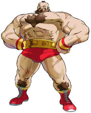 Gallery Zangief
