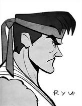 Ryu retrato