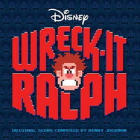 Wreck-It Ralph Score Cover