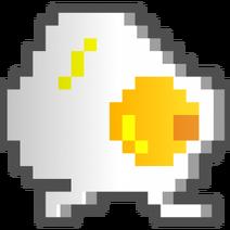 Sr. huevo burgertime