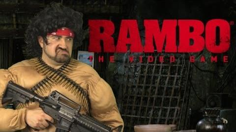 Rambo The Video Game Angry Review