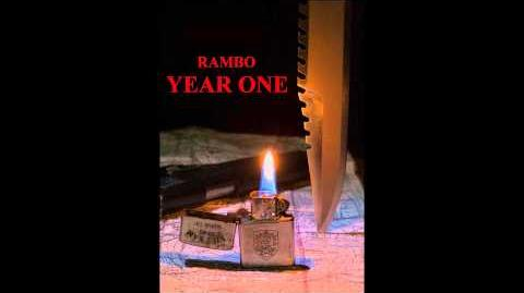 Rambo prequel novel - teaser 2 - RAMBO YEAR ONE