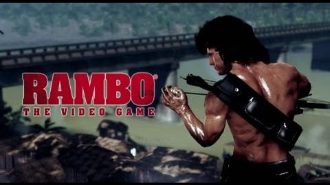 RAMBO ® THE VIDEO GAME - Reveal Trailer