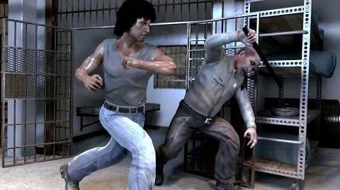 Rambo The Video Game - Gameplay Trailer