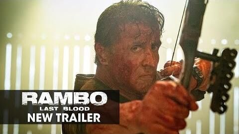 Rambo Last Blood (2019 Movie) Trailer 2