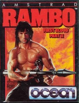 Rambo Ocean Software cover