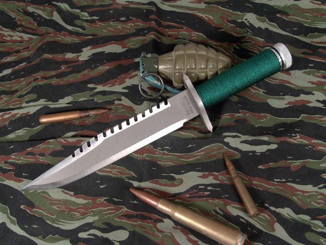 First Blood Survival Knife | Rambo Wiki | FANDOM powered by