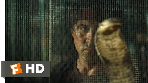 Rambo (1 12) Movie CLIP - Going Up River (2008) HD
