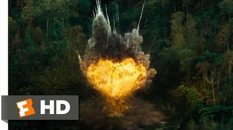 Rambo (9 12) Movie CLIP - Bomb Chase (2008) HD