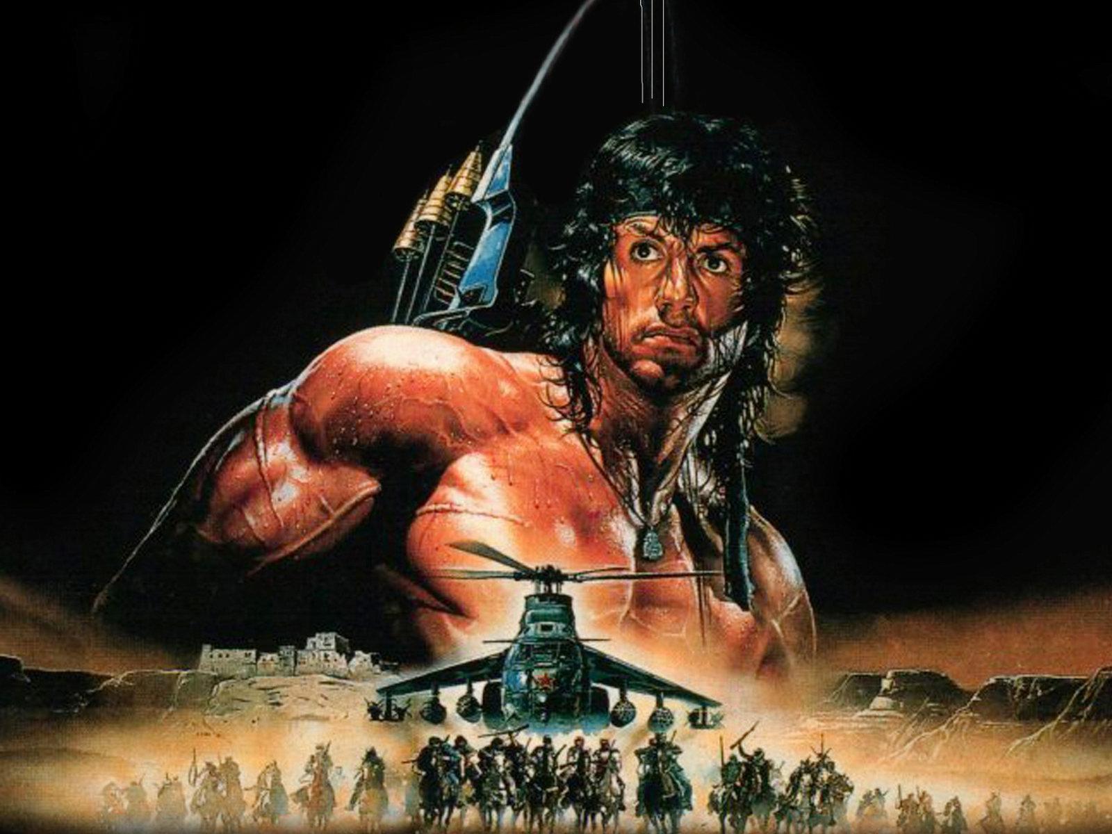 John Rambo on Rambo III | Rambo Wiki | FANDOM powered by Wikia