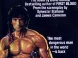Rambo: First Blood Part II novelization