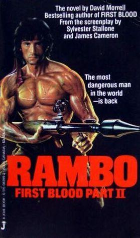 Rambo: First Blood Part II novelization | Rambo Wiki