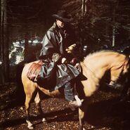 Rambo V Horse BTS