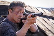 Rambo Shotgun Promotional Last Blood