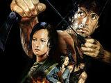 John Rambo on Rambo: First Blood Part II