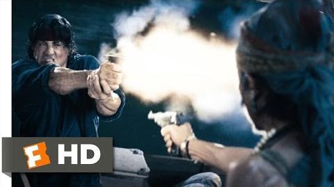 Rambo (3 12) Movie CLIP - River Pirates (2008) HD