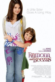 Ramona and beezus movie cover