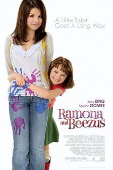 Ramona and beezus movie cover