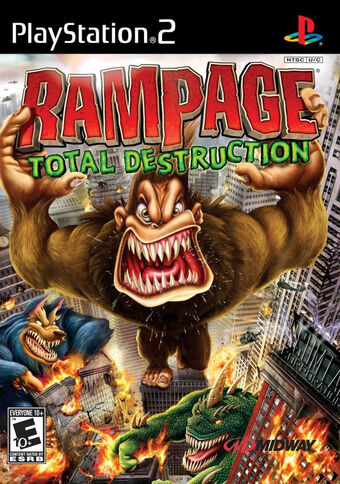 Rampage Total Destruction Rampage Wiki Fandom