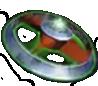 Cyclo saucer