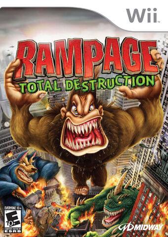 Rampage Total Destruction Rampage Wiki Fandom