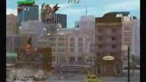 Rampage Total Destruction (Wii) - Dallas, Texas