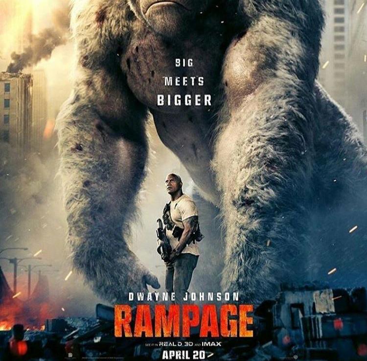 Rampage Film Rampage Wiki Fandom