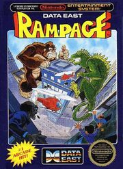 Rampage (NES)