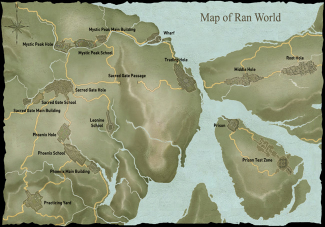 List of maps in ran online ran samba wiki fandom powered by wikia the world map of ran online it includes most of the key locations in ran online gumiabroncs Images