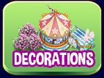 Decorations button