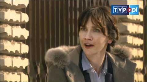 Ranczo - Lucy prowokatorka - scena z odc. 77