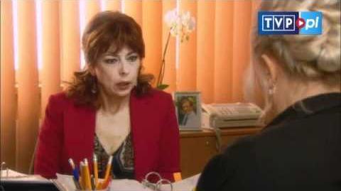 Ranczo - Noga sina od pejcza - scena z 71 odc.