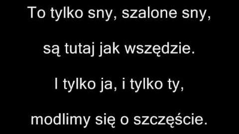 Anna Jurksztowicz - To Tylko Sny Ranczo + Lyrics