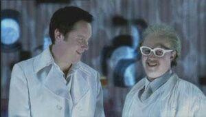 Marty and Nesbit