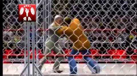 RandomMania! Matt vs Stan Lee Steel Cage Match