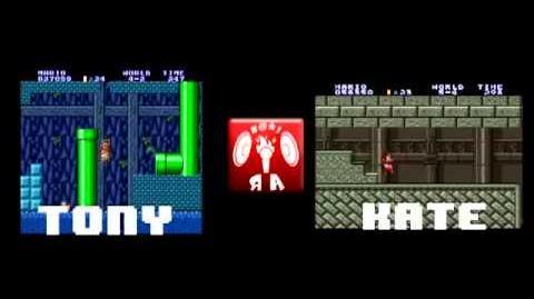 RA Play Super Mario Bros Part 3
