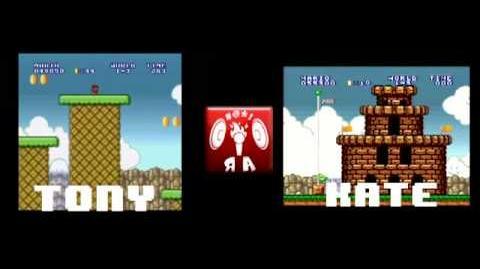 RA Play Super Mario Bros Part 1