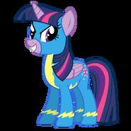Twilight Sparkle the Wonderbolt