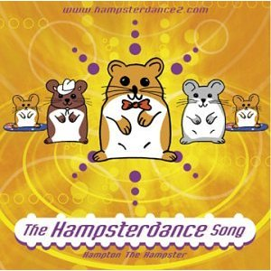 Hampster Dance single