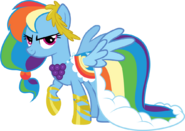 1000px-Canterlot Castle Rainbow Dash 2 - Copy