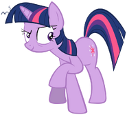 Twilight sparkle studying by dentist73548-d45tzv9