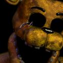 FNaF2 Golden Freddy