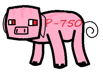 OMGZ ITS DA P-750