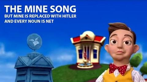 The mine song but look in the description