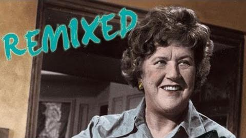 Julia Child Remixed - Keep On Cooking - PBS Digital Studios
