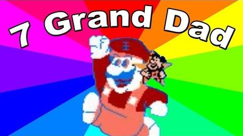 What is 7 grand dad? The meaning and origin of the grand dad meme explained