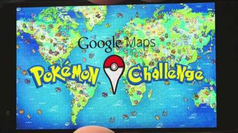 Bowser & Jr./Google Maps: Pokémon Challenge