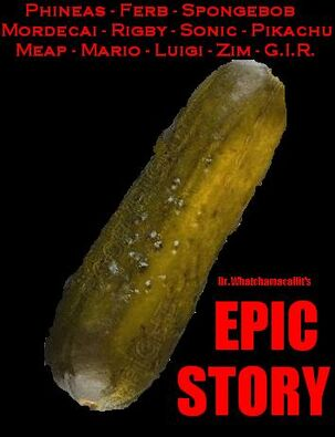 EPIC STORY Poster